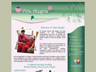 Villa Alegría Nursing Homes