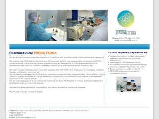 Pharmaceutical PREMA FARMA