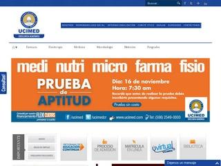UCIMED - Universidad de Ciencias Medicas