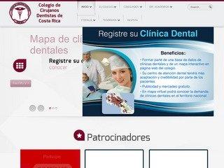 Colegio de Cirujanos Dentistas