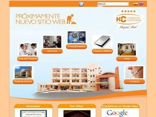 Hospital Clinica Catolica